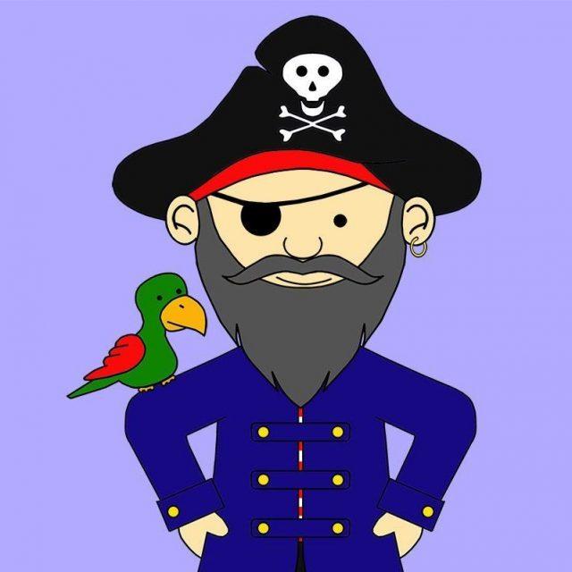 piratenfeest superleukefeestjes feest jongens piraat 4 5 6 7 jaar