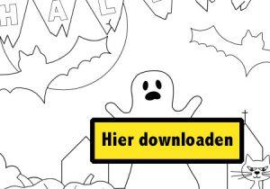 free gratis halloween kleurplaat superleukefeestjes