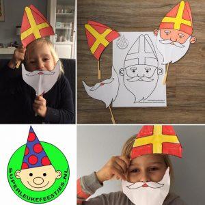 sinterklaas-masker-superleukefeestjes