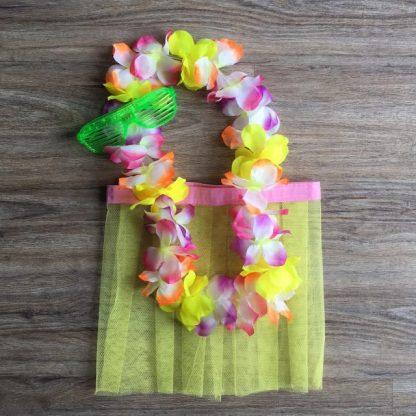 cocktail, outfit, feest, superleukefeestjes, superleuk, feestje, kinderfeestje, kinderfeestjes, Hawaii,