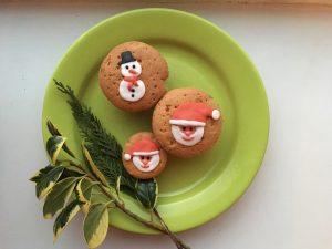 kerstidee, kerst cake, knutselen, kerst, kerstmis, kerstman, sneeuwpop